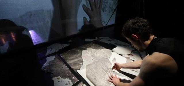 Poésie de l'explosion, exposition proposée par l'ensemble Hanatsu Miroir : 27/11/2013