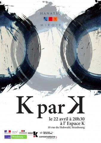affiche K par K