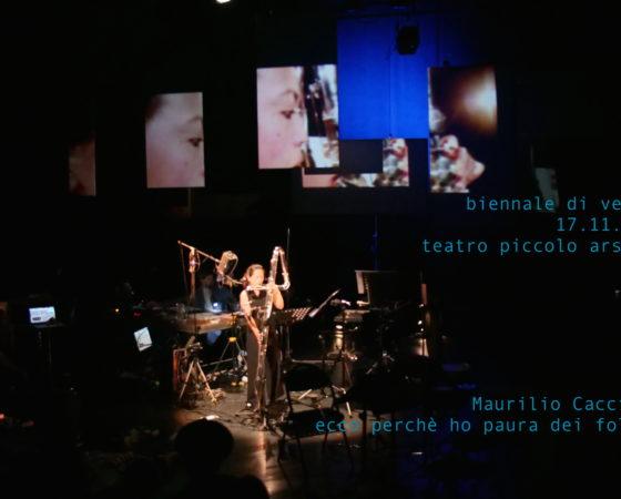 Biennale di Venezia // Cacciatore